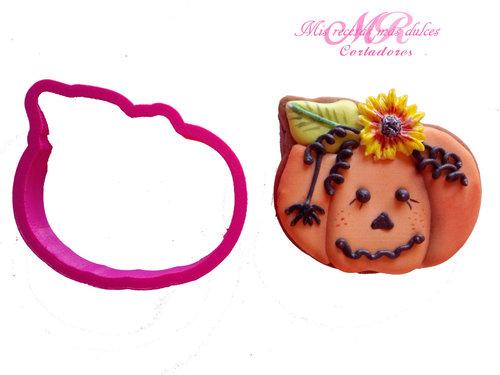Cortadores de galletas Halloween - Mis recetas más dulces-